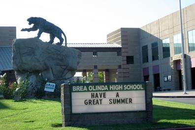 Brea Olinda High School