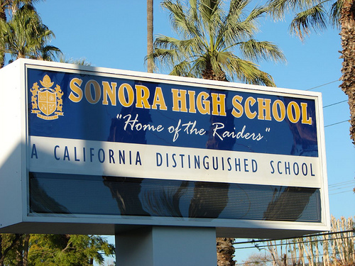 Sonora High School